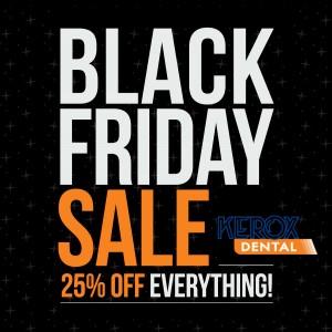 Kerox Dental Black Friday Sale 2016