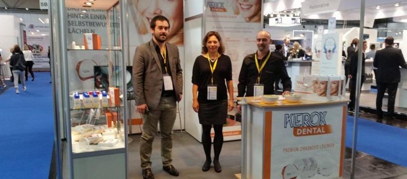 Kerox Dental – Aussteller an Fachdental Leipzig