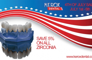 Kerox 4th of July Sale !!