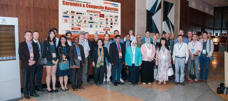 Kerox At The 2nd Annual International Conference And Expo On Ceramics & Composite Materials In Berlin, Germany July 2016